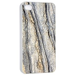 Texture Structure Marble Surface Background Apple Iphone 4/4s Seamless Case (white)