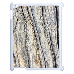 Texture Structure Marble Surface Background Apple Ipad 2 Case (white)
