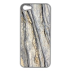 Texture Structure Marble Surface Background Apple Iphone 5 Case (silver)