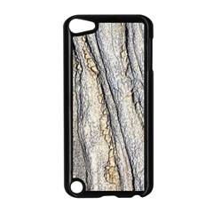 Texture Structure Marble Surface Background Apple Ipod Touch 5 Case (black)