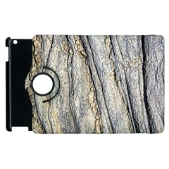 Texture Structure Marble Surface Background Apple Ipad 3/4 Flip 360 Case