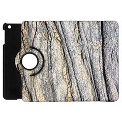 Texture Structure Marble Surface Background Apple Ipad Mini Flip 360 Case