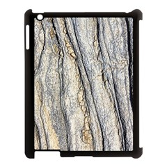 Texture Structure Marble Surface Background Apple Ipad 3/4 Case (black)