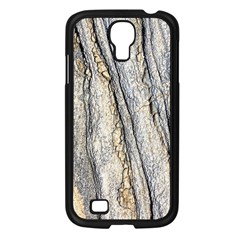 Texture Structure Marble Surface Background Samsung Galaxy S4 I9500/ I9505 Case (black)