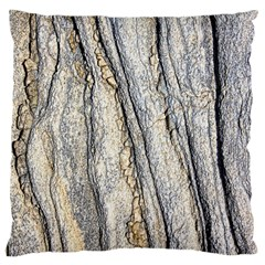 Texture Structure Marble Surface Background Large Flano Cushion Case (one Side)