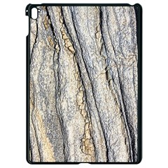 Texture Structure Marble Surface Background Apple Ipad Pro 9 7   Black Seamless Case