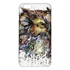 Angry And Colourful Owl T Shirt Iphone 6 Plus/6s Plus Tpu Case