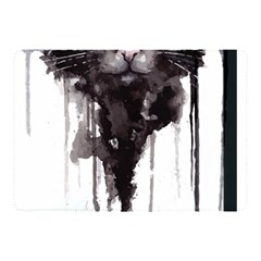 Angry Cat T Shirt Apple Ipad Pro 10 5   Flip Case