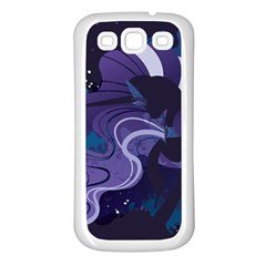 Nightmare Rarity Stream Wall  Samsung Galaxy S3 Back Case (white)