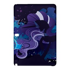 Nightmare Rarity Stream Wall  Samsung Galaxy Tab Pro 10 1 Hardshell Case