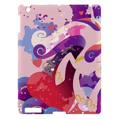 Cadance Stream Wall  Apple Ipad 3/4 Hardshell Case