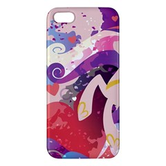 Cadance Stream Wall  Apple Iphone 5 Premium Hardshell Case