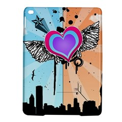 Couple Hugging Heart Ipad Air 2 Hardshell Cases