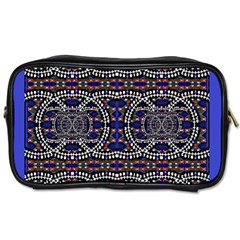 Sanskrit Link Time Space  Toiletries Bags 2 Side