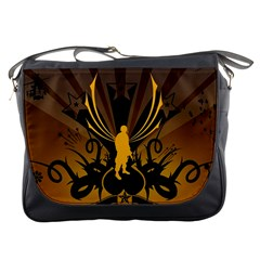Soldiers Army Line  Messenger Bags