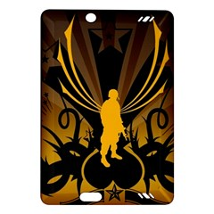 Soldiers Army Line  Amazon Kindle Fire Hd (2013) Hardshell Case
