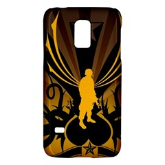 Soldiers Army Line  Galaxy S5 Mini