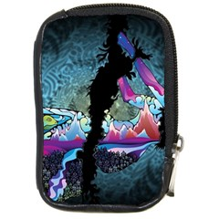 Girl Dress Fly  Compact Camera Cases