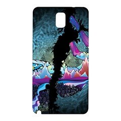 Girl Dress Fly  Samsung Galaxy Note 3 N9005 Hardshell Back Case
