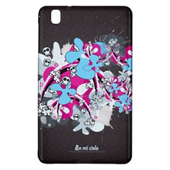 Skulls Ghosts Illustration  Samsung Galaxy Tab Pro 8 4 Hardshell Case