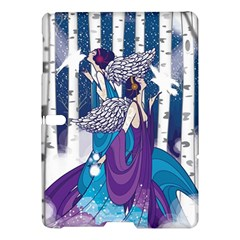 Girl Forest Trees Samsung Galaxy Tab S (10 5 ) Hardshell Case