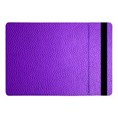 Purple Skin Leather Texture Pattern Apple Ipad Pro 10 5   Flip Case