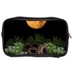 Ecology  Toiletries Bags 2 Side