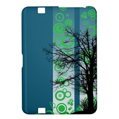 Tree Circles Lines  Kindle Fire Hd 8 9