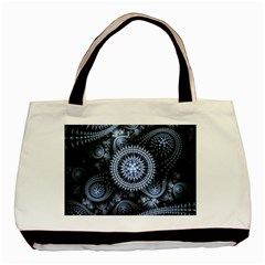 Figure Compound Mechanism  Basic Tote Bag (two Sides)
