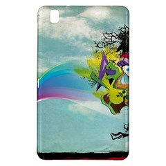 Man Crazy Surreal  Samsung Galaxy Tab Pro 8 4 Hardshell Case