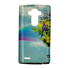 Man Crazy Surreal  Lg G4 Hardshell Case