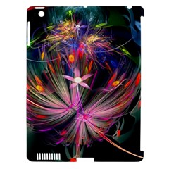 Patterns Lines Bright  Apple Ipad 3/4 Hardshell Case (compatible With Smart Cover)