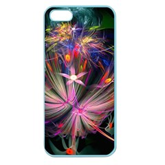 Patterns Lines Bright  Apple Seamless Iphone 5 Case (color)