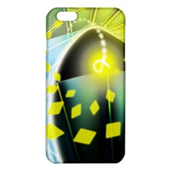 Line Light Form  Iphone 6 Plus/6s Plus Tpu Case