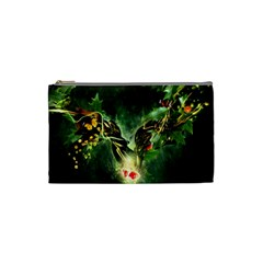 Leaves Explosion Line  Cosmetic Bag (small)