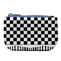 Chess  Large Coin Purse