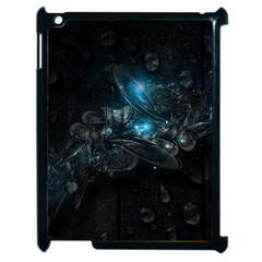 Dark Light Ball  Apple Ipad 2 Case (black)