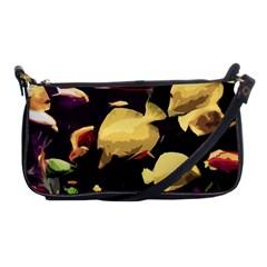 Tropical Fish Shoulder Clutch Bags