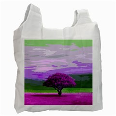 Landscape Recycle Bag (one Side)
