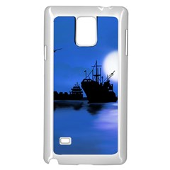 Open Sea Samsung Galaxy Note 4 Case (white)
