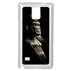 Gorilla  Samsung Galaxy Note 4 Case (white)