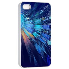 Partition Dive Light 3840x2400 Apple Iphone 4/4s Seamless Case (white)