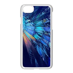 Partition Dive Light 3840x2400 Apple Iphone 7 Seamless Case (white)