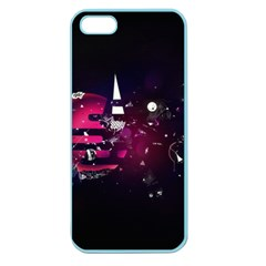 Fragments Planet World 3840x2400 Apple Seamless Iphone 5 Case (color)