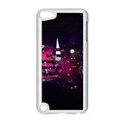 Fragments Planet World 3840x2400 Apple Ipod Touch 5 Case (white)