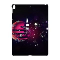 Fragments Planet World 3840x2400 Apple Ipad Pro 10 5   Hardshell Case