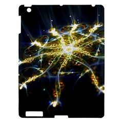 Surface Pattern Light  Apple Ipad 3/4 Hardshell Case