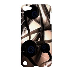 Connection Shadow Background  Apple Ipod Touch 5 Hardshell Case