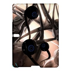 Connection Shadow Background  Samsung Galaxy Tab S (10 5 ) Hardshell Case