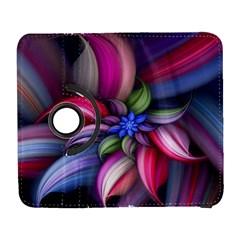 Flower Rotation Form  Galaxy S3 (flip/folio)